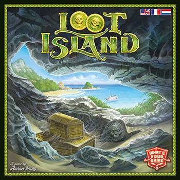 IN PREORDINE - Loot Island - Novità fiera di Essen