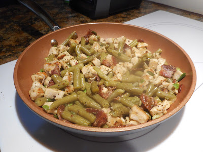 My Chicken, Bacon, and Green Bean Stir-Fry Recipe