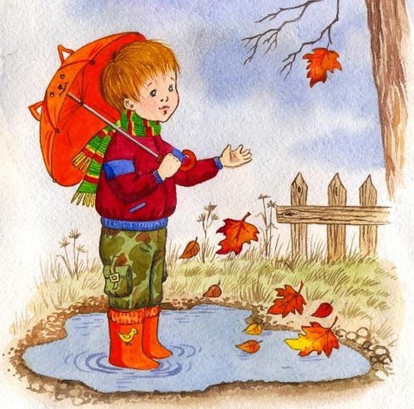 пробовал картинка про осень для малышей заказывали