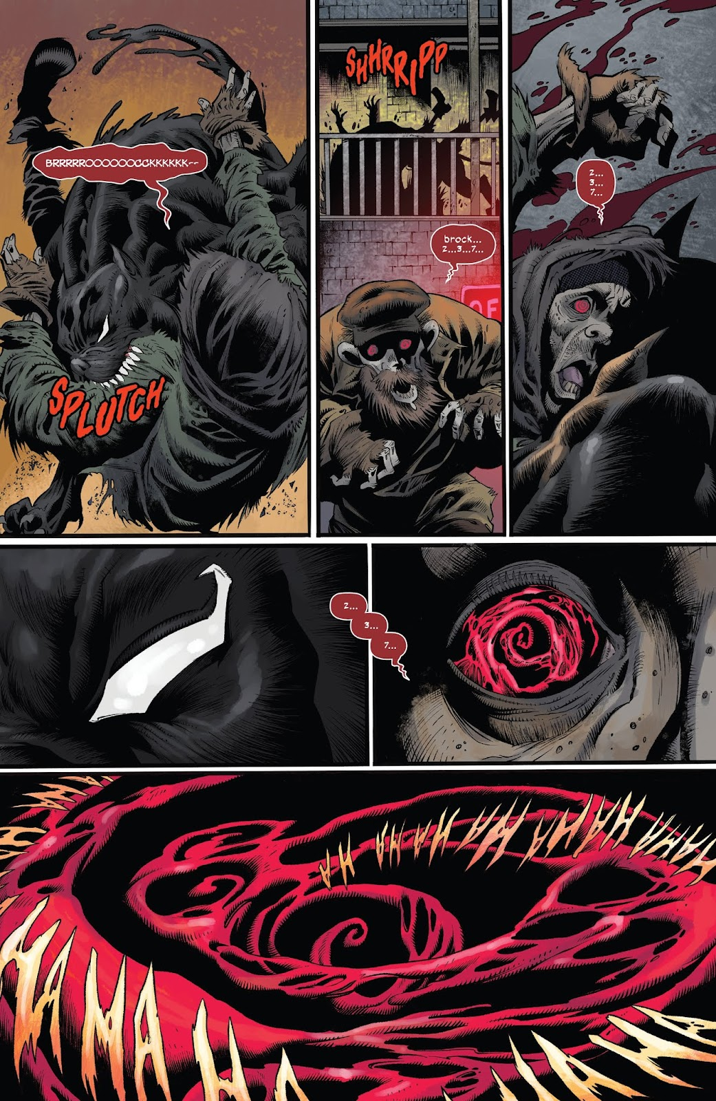 Read online Web of Venom: Unleashed comic -  Issue # Full - 8