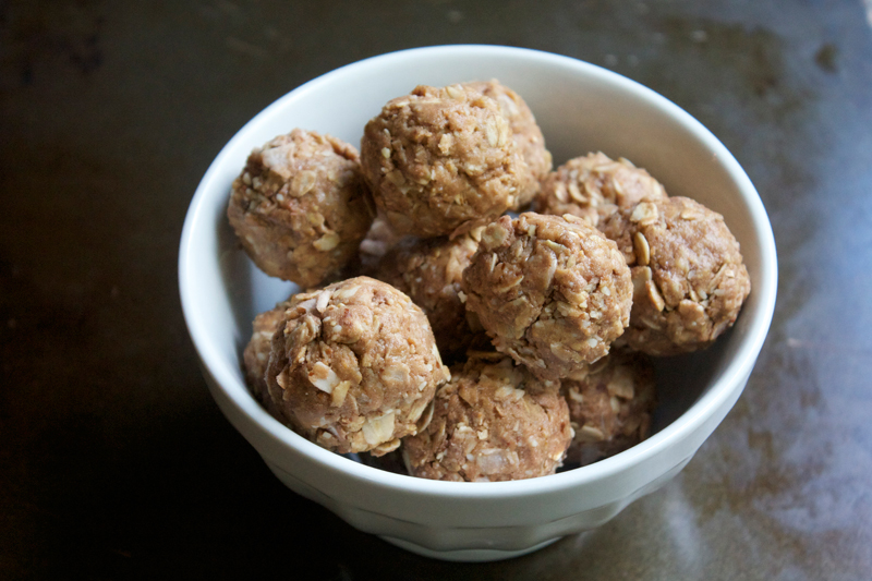 No-Bake Protein Power Balls || A Less Processed Life