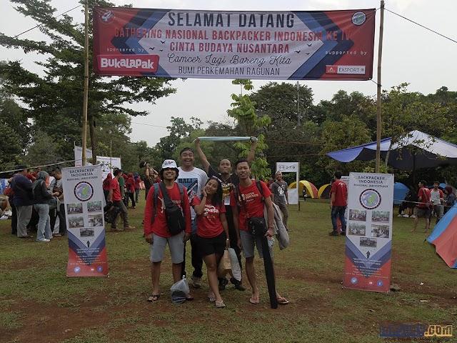 Cerita Gathnas 4 Backpacker Indonesia