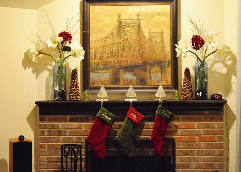 Christmas Decor Home Tour 2012