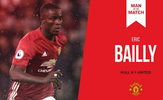 Eric Bailly Ingin Bermain di Manchester United Hingga Pensiun