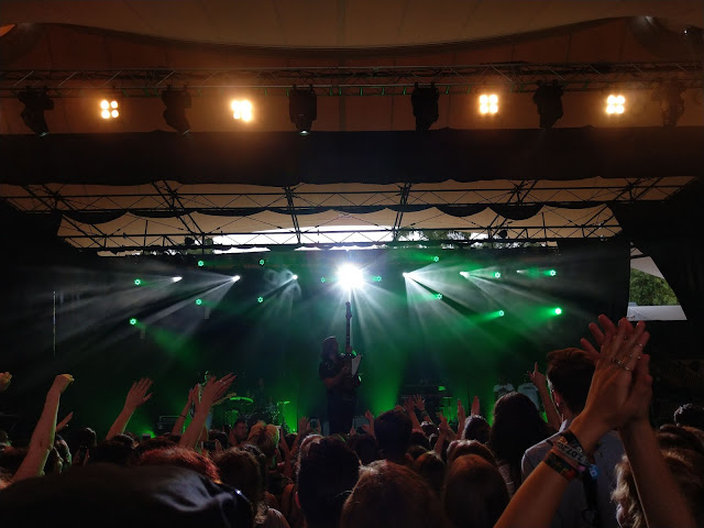 Welshly Arms, Rock In Summer Festival 2018