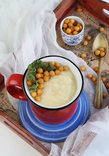 zupa krem, zupa pietruszkowa, pasternak, pietruszka, obiad, daylicooking