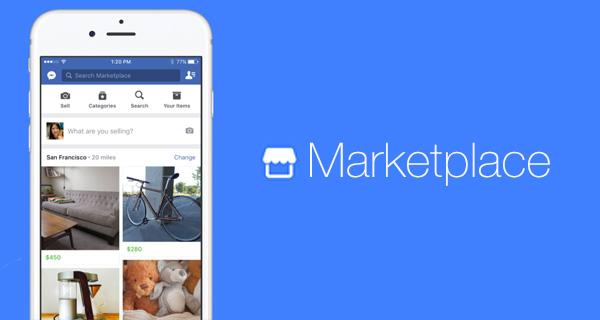 Facebook - Un endroit parfait pour les Marketers