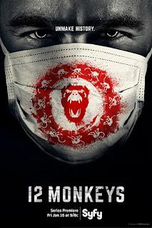 12 Monkeys: Todas Temporadas – Dublado / Legendado