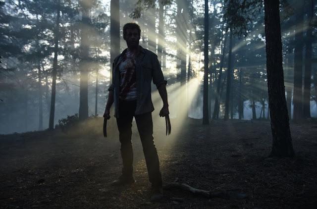 Logan (2017), ejemplo de blockbuster diferente, alejado al cine convencional de superhéroes, protagonizada por Hugh Jackman