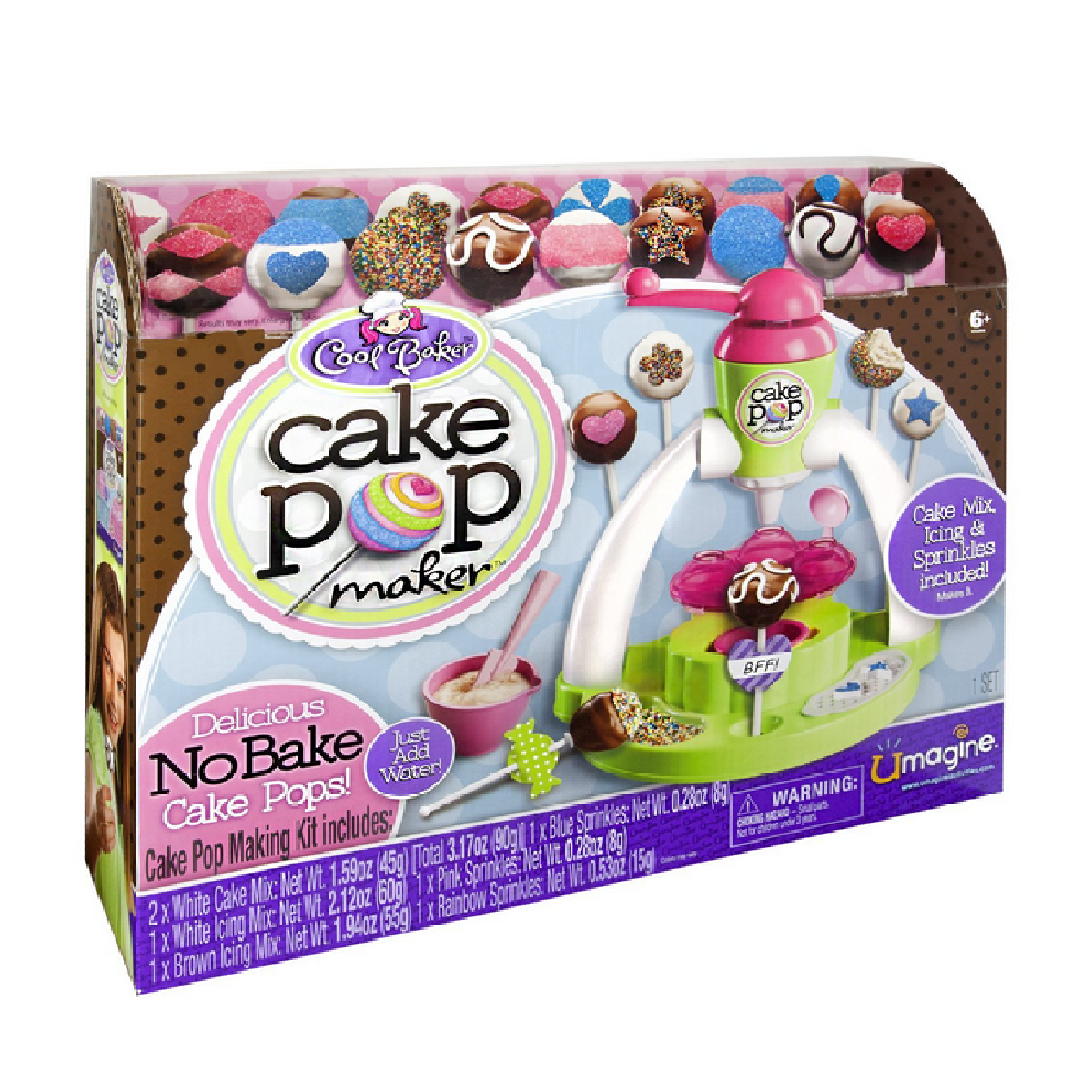 Fabrique Pop Cake