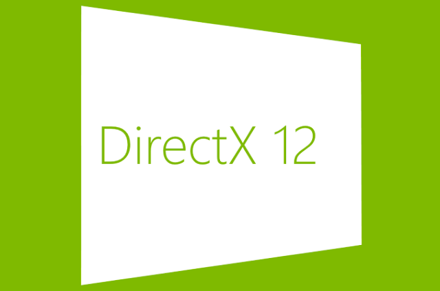 Direct 12 on windows7