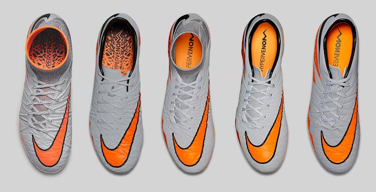62559b8f0b59 Compare Nike Hypervenom 2 - Nike Hypervenom Phantom II vs Phinish vs Phatal  II DF vs Phelon II vs Phade II - Footy Headlines