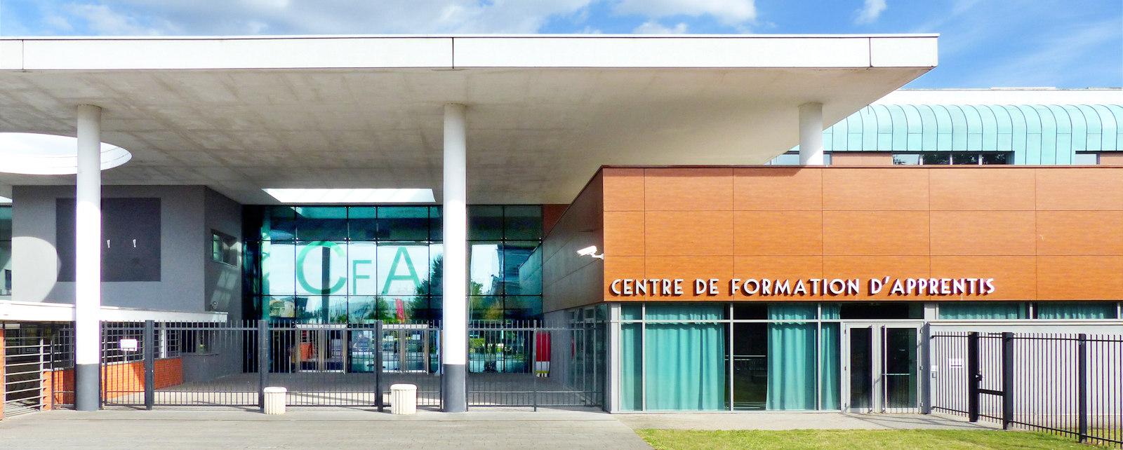 URMA CFA Tourcoing - Grille d'entrée