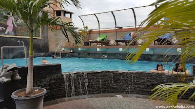 Flamboyan Swimming pool . (Dok:pri)