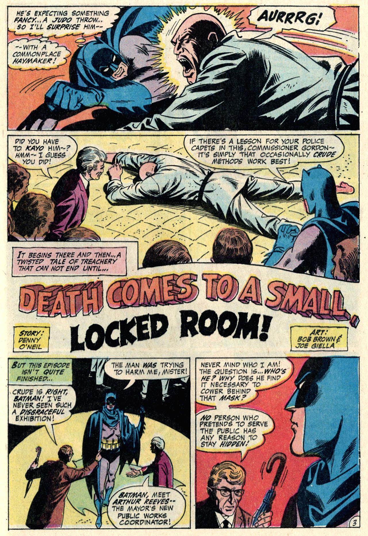 Detective Comics (1937) 399 Page 4