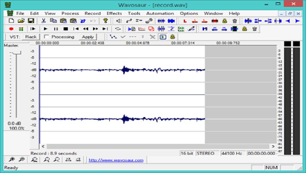 برنامج تسجيل الصوت 4