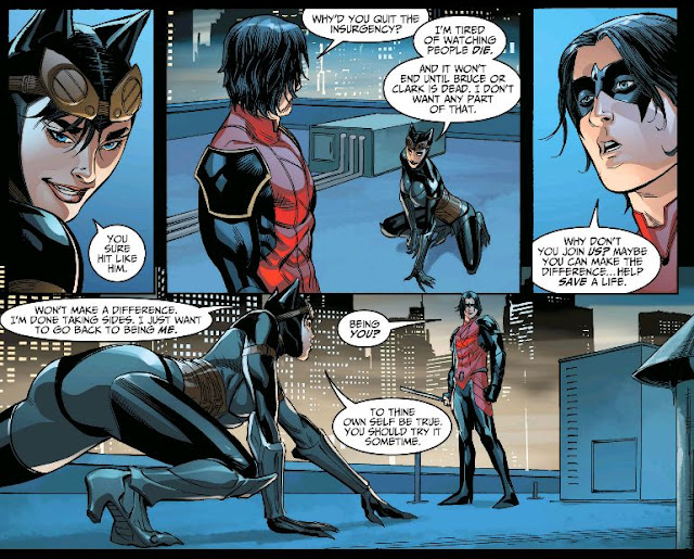 Musuh-musuh Catwoman