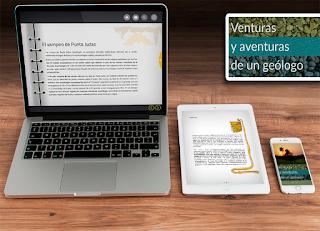 Venturas y aventuras de un geólogo (Editorial Citmatel)