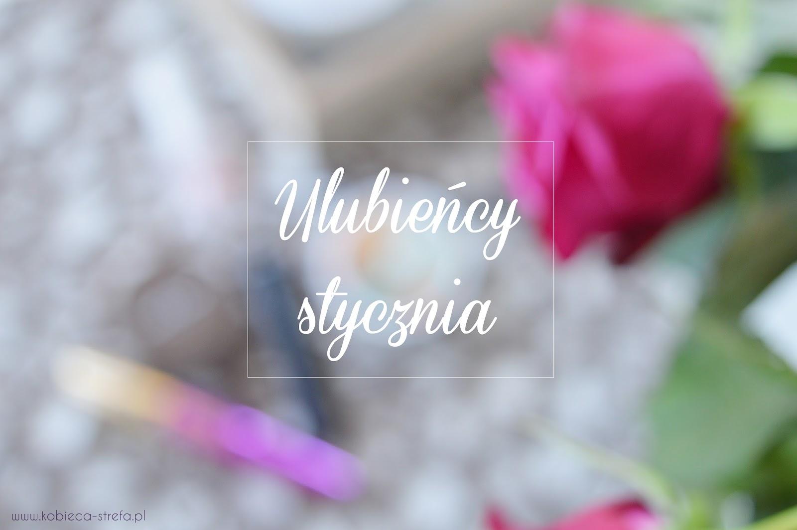 Ulubieńcy stycznia - Golden Rose, Sephora, Clare Blanc, Holika Holika.