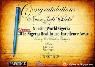 Winner of 2016 Healthcare Awards