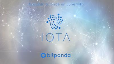 Bitpanda offers deposit and withdrawal for IOTA