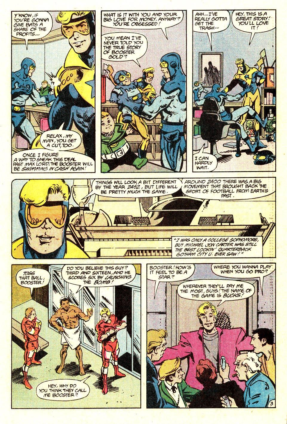 Read online Secret Origins (1986) comic -  Issue #35 - 4