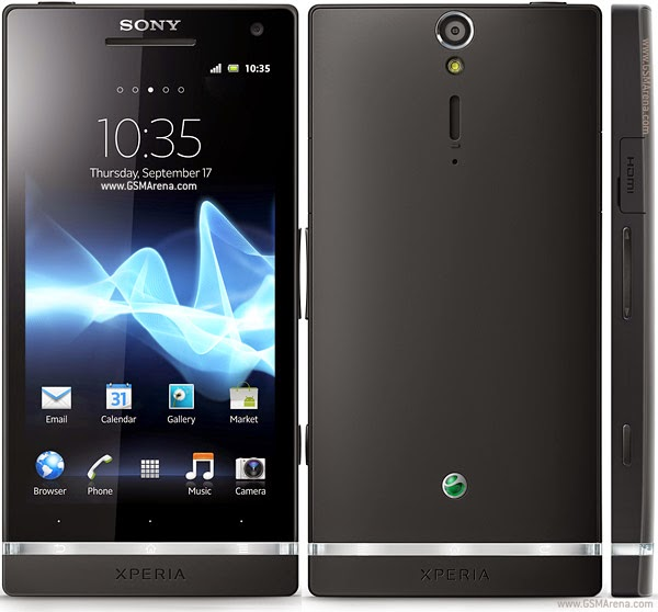 Xperia S (2.3.7)Cust: 1257-5499 IT Stock Rom