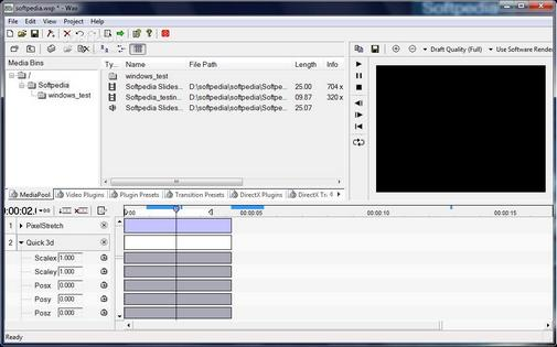 Free Download Software Wax Video Editor Full Version