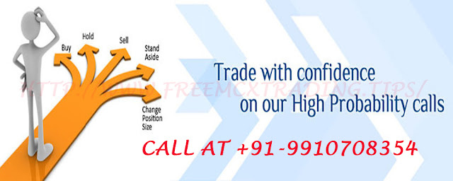 Achieve your MCX Commodity Target by these 100% Sure Calls