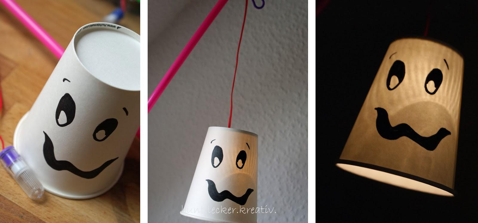 gespensterparty die laternen. Black Bedroom Furniture Sets. Home Design Ideas