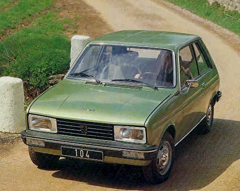 1979 peugeot 104 gl6 related infomation specifications weili automotive network. Black Bedroom Furniture Sets. Home Design Ideas