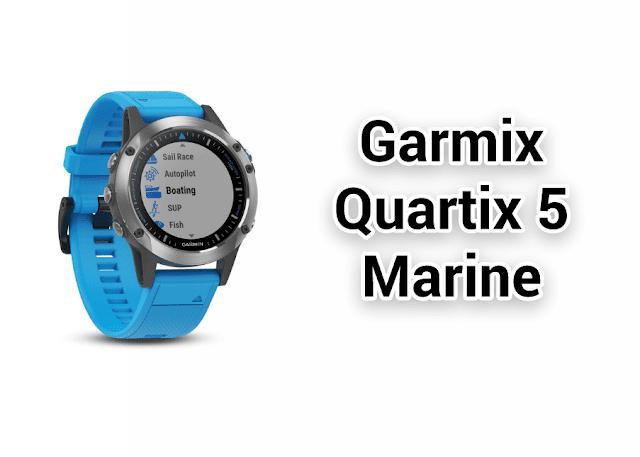 Garmin Quartix 5 Marine, Jam Pintar Khusus Pecinta Olahraga Air