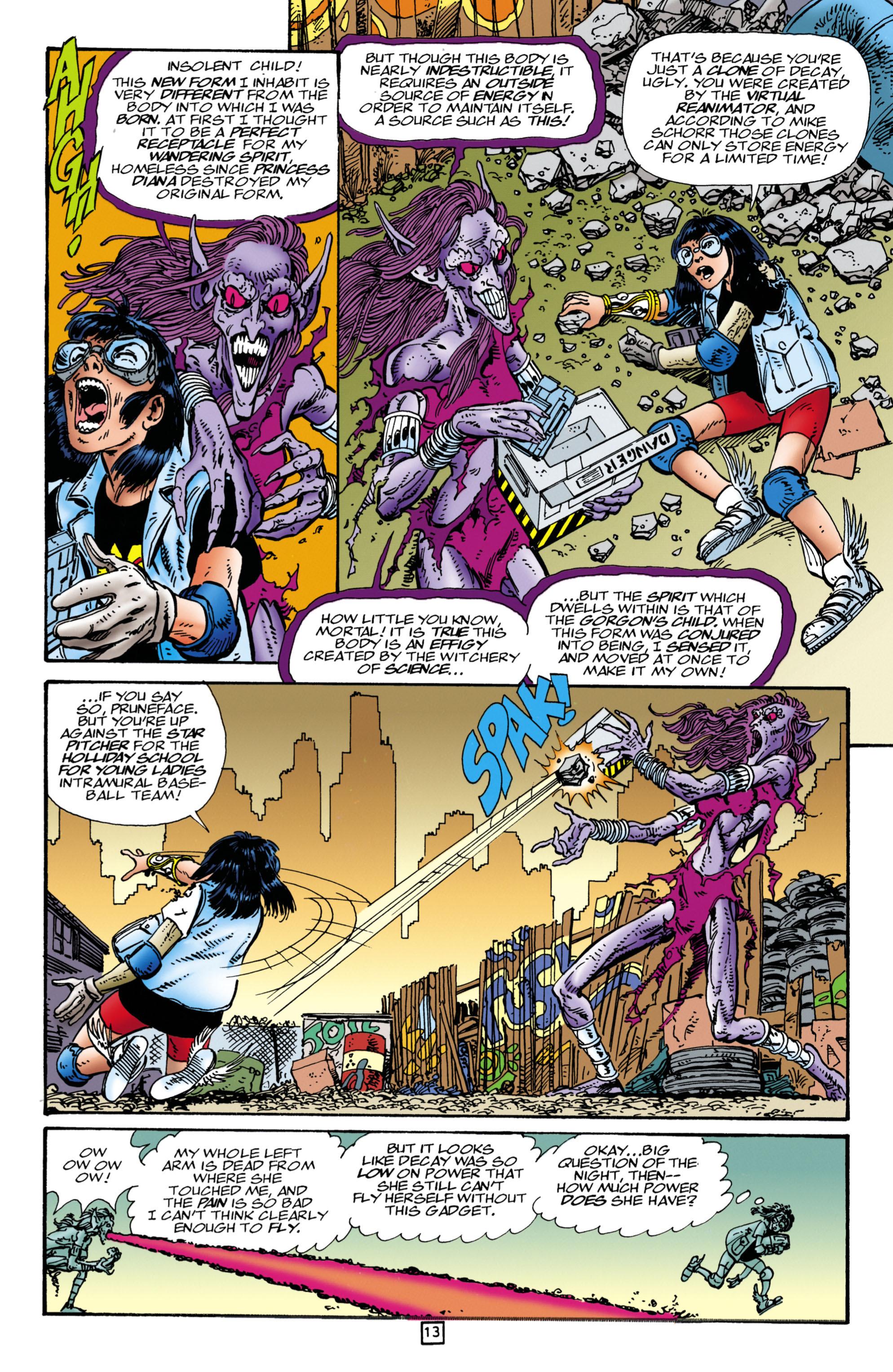 Read online Wonder Woman (1987) comic -  Issue #113 - 14