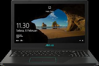 WOW Laptop Pertama Dengan Prosesor AMD Dan Kartu Grafis Nvidia, ASUS VivoBook Pro F570 !!