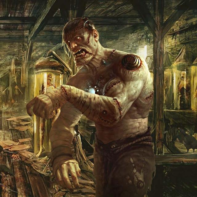 Frankenstein Wallpaper Engine