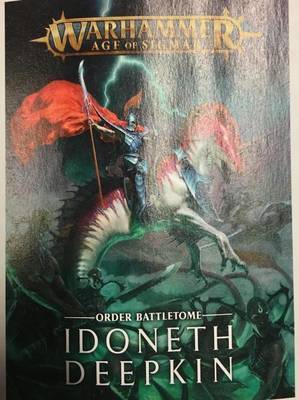 White Dwarf Pics showing the Release Dates for Idoneth Deepkin