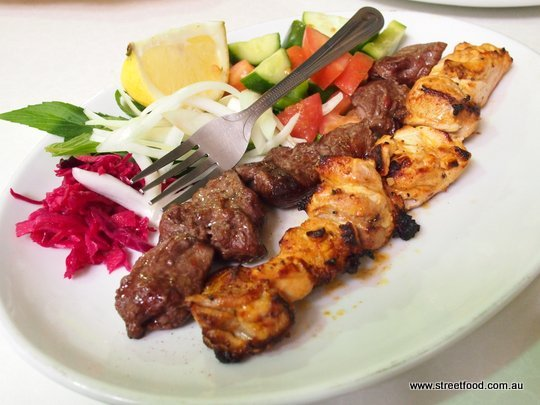 Hope In Iraq >> B-Kyu: Iraqi Kabab ~ Auburn