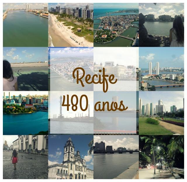 Festa para celebrar 480 anos do Recife será Recife Antigo