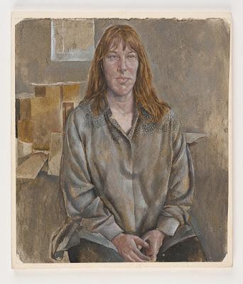 portrait of rebecca (1990), sarah raphael