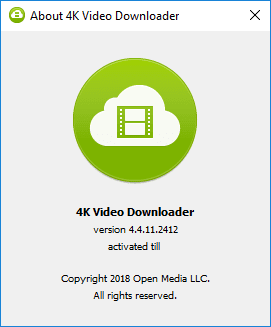 4k video downloader serial