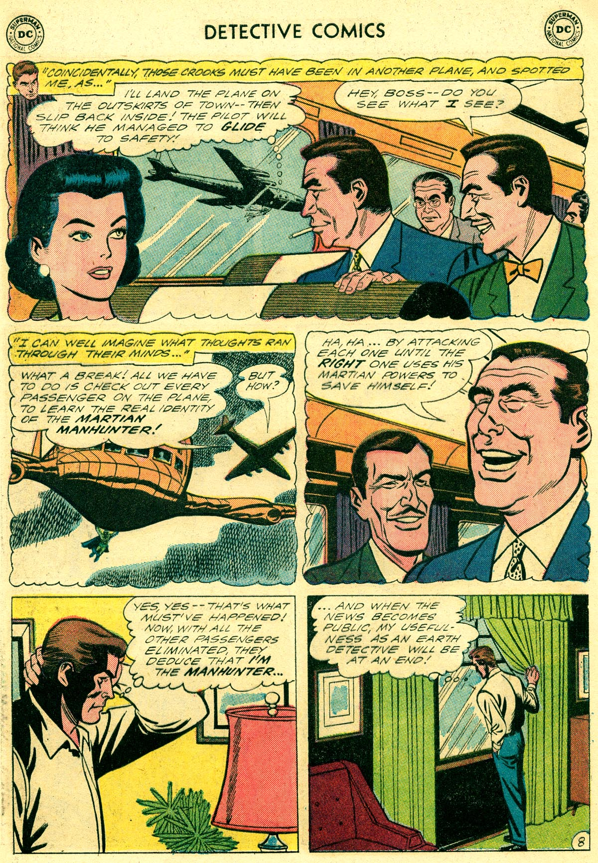 Detective Comics (1937) 303 Page 27