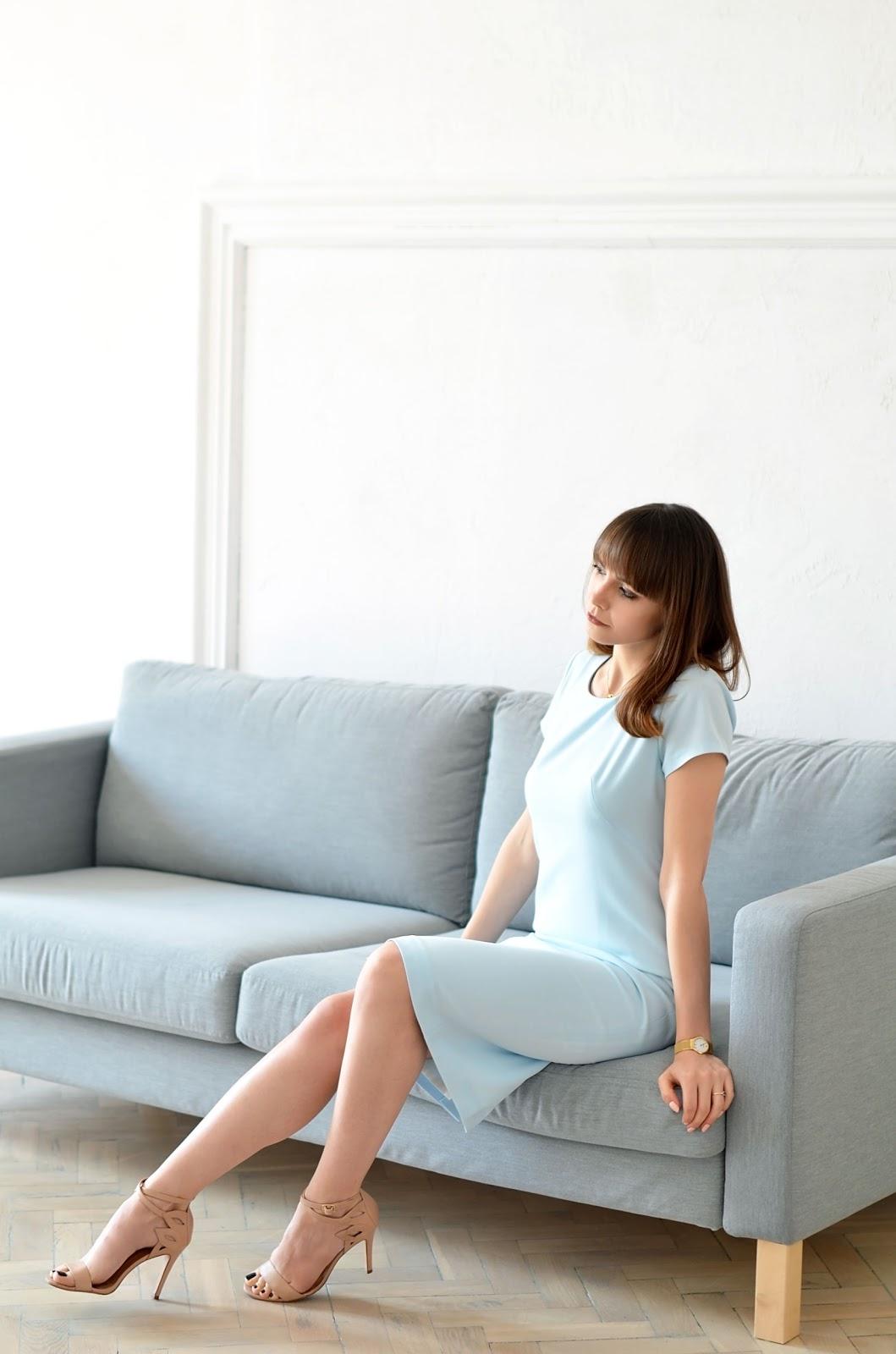 sukienki eleganckie | jak sie ubrac na wesele | sukienka dla mamy | blog o modzie