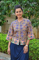 Actress Nikki Galrani at Trailer Launch of movie Team 5 Exclusive Pics ~  034.JPG