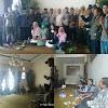 Masyarakat Semerap Ramai-Ramai Datangi Kediaman Zainal Abidin