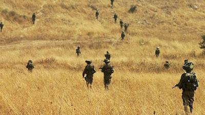 سرقة قاعدة عسكرية إسرائيلية