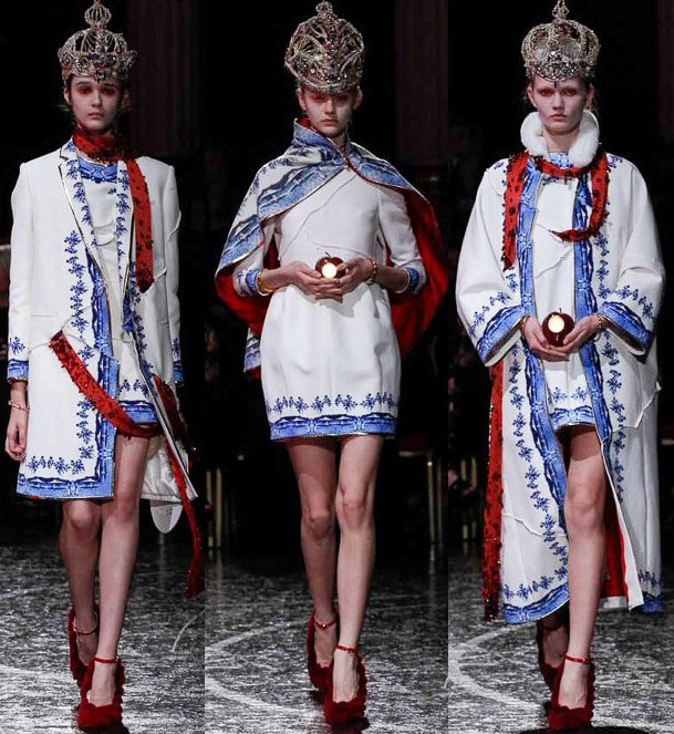 undercover fall 2014 rtw, paris fashion week