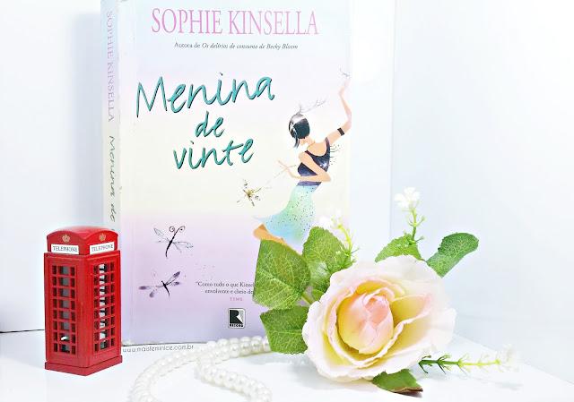 Resenha: Menina de Vinte, Sophie Kinsella