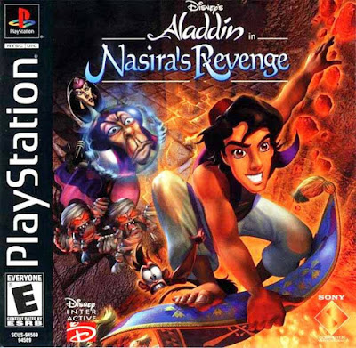 Review - Disney's Aladdin in Nasira's Revenge - Playstation