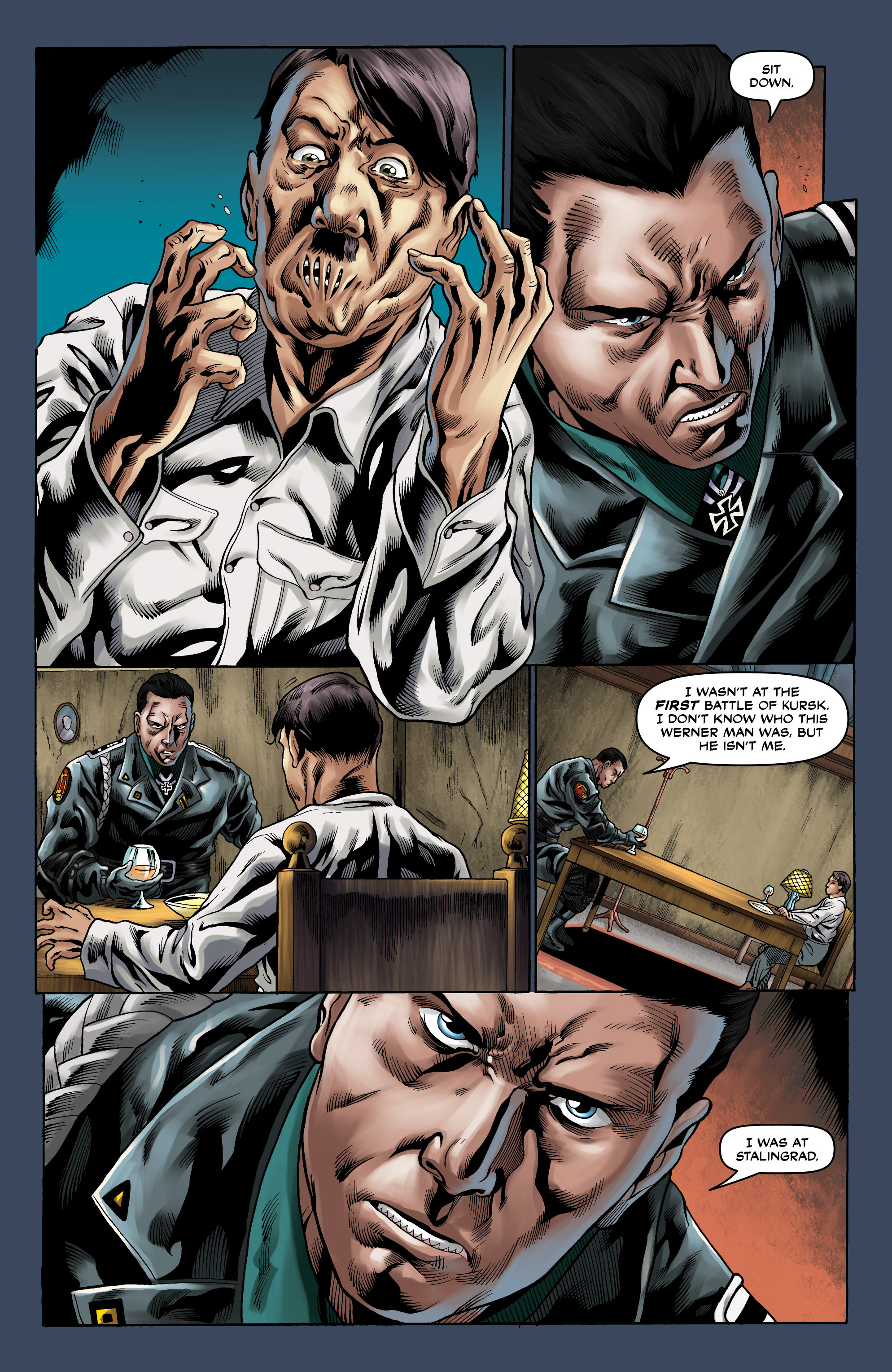 Read online Uber comic -  Issue #11 - 24