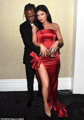 Kylie Jenner And Travis Scott Pack PDA Is Everything.